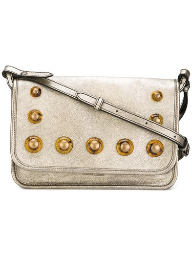 Tomas Metallic Studded Maier Bag Crossbody rqrFwR6