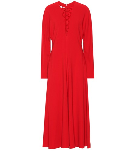 Dress Stretch Stella Cady Juliet McCartney Red YznqSf