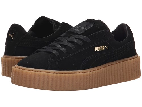 Puma Rihanna Black Shoes affordablewebdesignservice.co.uk 9bc5eb6a4