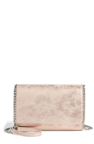 Chelsea 28 Chelsea28 Faux Leather Wallet On A Chain Pink Blush cw4jpGcq63
