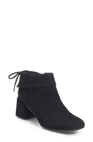 ONO Black Bootie Suede Women's Murray HCqwWXHr