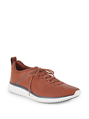 Top Cole Brandy Leather Low Haan Andy Sneakers 1nw8nvHx