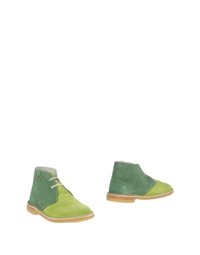 GINEVRA Ankle Boots Light Green u9Duy