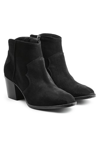 Zadig & Voltaire Molly Suede Ankle Boots Black 9XS9jNR