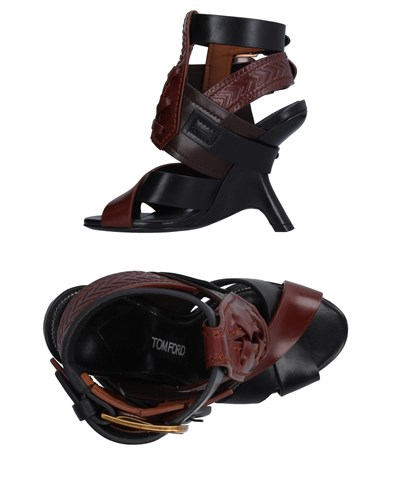 Brown Tom Tom Ford Sandals Sandals Brown Tom Ford Brown Ford Sandals vwwqxUp