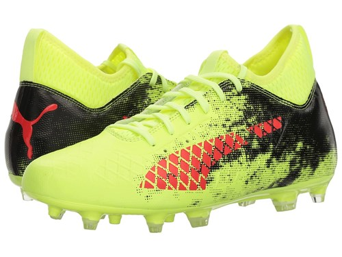 Puma Black Red Blast Soccer Fg Future Shoes 3 Ag Fizzy 18 Yellow rqFwrOpz