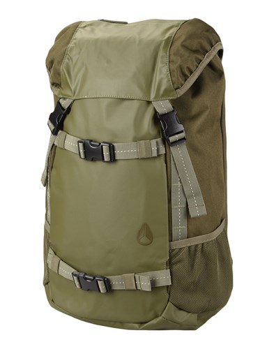 Nixon Backpacks And Fanny Packs Military Green iYXpC7VD