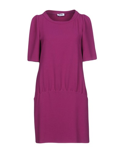Dresses Cheap Mauve Moschino Chic Short amp; vTIqwp