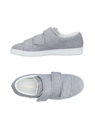 Studios Sneakers Sneakers Grey Studios Light Acne Acne Light Grey UqApwt