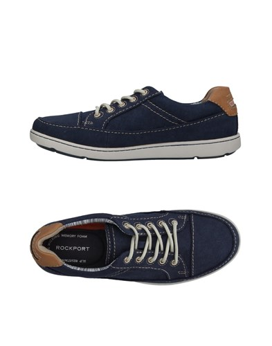 Rockport Sneakers Dark Blue tDesAmjm