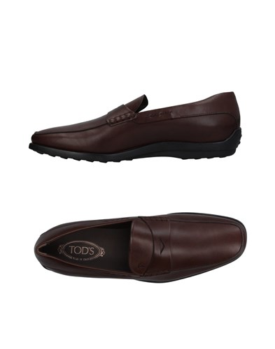 Brown Loafers Tod's Dark Tod's Loafers Loafers Brown Dark Dark Tod's Brown Tod's w6gq6A