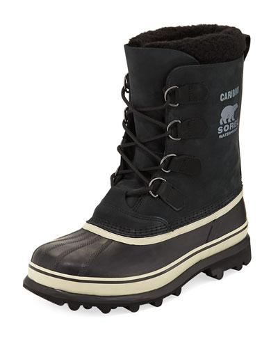 Sorel Cheyanne Ii Shearling Lined Duck Boot Black zqhlQLBl