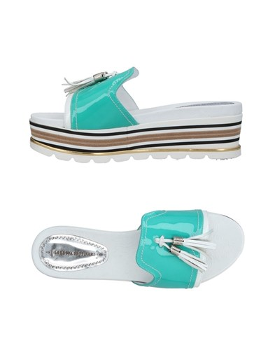 Sandals Loretta Loretta Pettinari Green Light Pettinari twUqYg