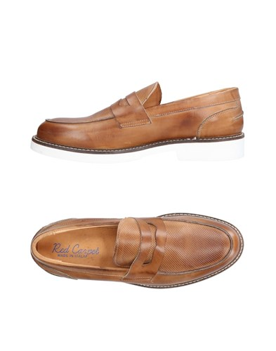 Camel Red Red Carpet Loafers Carpet wPa7Xa