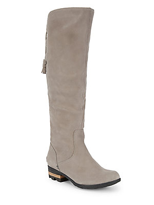 Knee High Suede Sorel Black Boots Xg1Yqwx