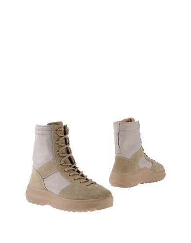 Yeezy Ankle Boots Beige NaOap65