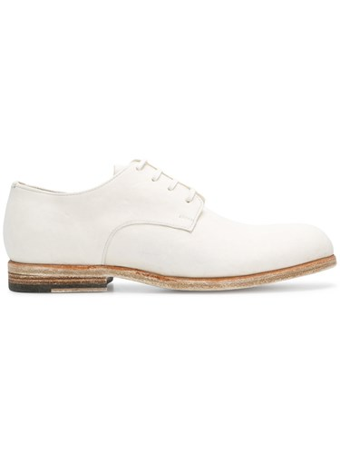 Measponte Lace Up Shoes Nude And Neutrals NQYauN