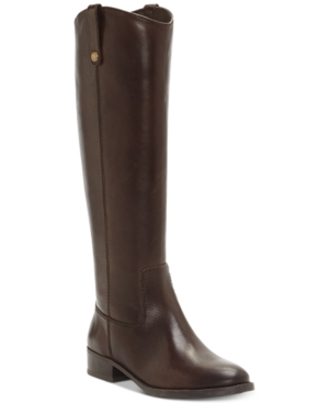 INC International Concepts Women's Fawne Wide Calf Riding Boots Created For Macy's Women's Shoes Chocolate uISwDiDDm