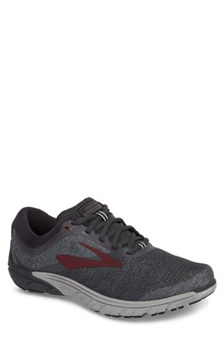 Running Brooks Shoe Red Black 7 Dark Road Ebony Purecadence qzwFtxzSB