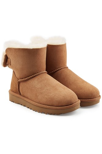 UGG Australia Arielle Shearling Lined Suede Boots Camel wavWnZ4Lq