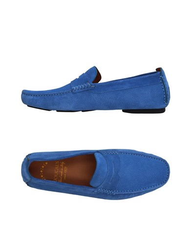 Doucal's Loafers Blue aVg7d