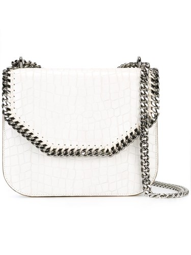 Box McCartney Bag Shoulder Stella Falabella EOPBnqwx