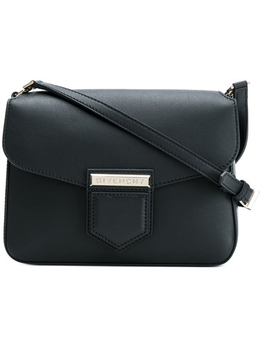 Givenchy Small Nobile Bag Women Calf Leather One Size Black 1DxZuxE