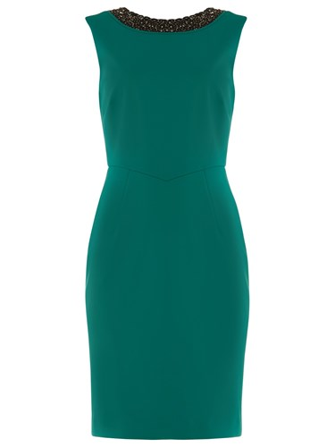 a Emerald Dress Embellished Persian in Damsel S5qwZcHfB
