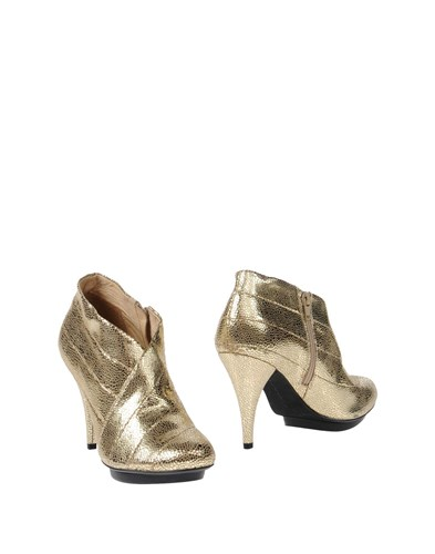United Nude Booties Gold Q0eQu