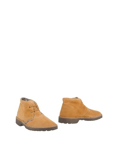 Le Crown Ankle Boots Camel G0T1qiY