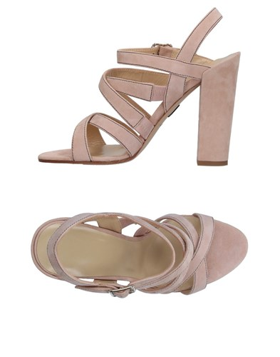 Paul Andrew Sandals Light Pink foPkLe