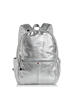 Downtown Backpack Silver Kane State Silver fCqPwdZ