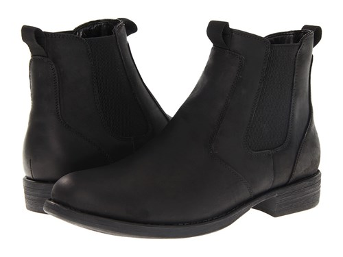Eastland 1955 Edition Daily Double Black Pull On Boots mWRBY3FI