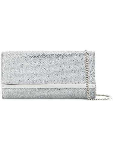 Jimmy Choo Milla Clutch Metallic gZknSqc