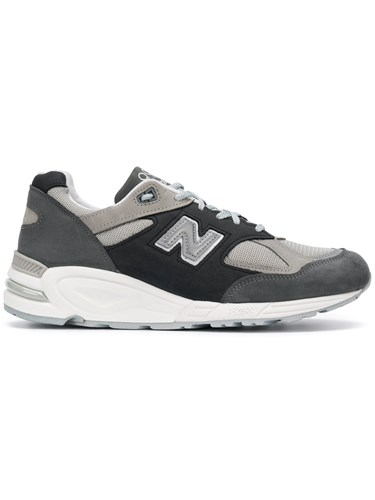 Balance Grey Up New Lace Sneakers A0YnSOAdq