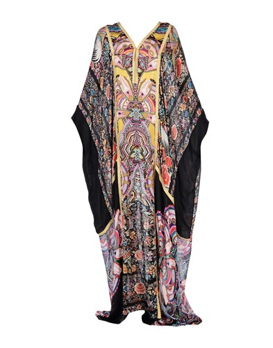 Roberto Cavalli Long Dresses Black 7tn6Um