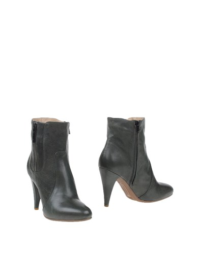 Dell'Acqua Ankle Women Alessandro Footwear Boots Lead Bqdw1