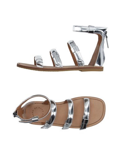 Grey Light Jacobs Marc Sandals Marc by aqH8X1