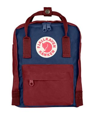 Blue Fjäll Ox Red Kanken Royal Backpack Räven Mini xIwI0qZr