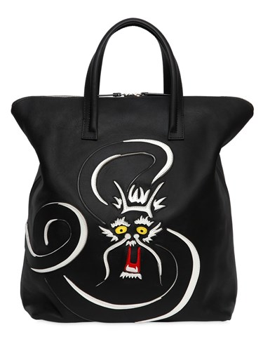 BONASTRE Tote Dragon Bag BONASTRE Tote Dragon BONASTRE BONASTRE Leather Leather Leather Tote Dragon Bag Bag Dragon P6xB6nqw7d