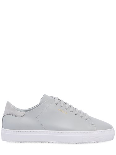 Axel Arigato Clean 90 Brushed Leather Sneakers miDfdcNY