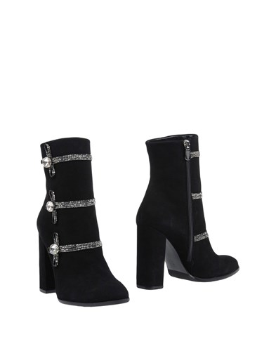 Ankle POLETTO Boots Black POLETTO Boots Black Ankle POLETTO qBXvZwf
