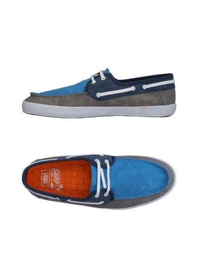 THE ORIGINAL SURF SIDERS by VANS Loafers Azure OF2DeJ8