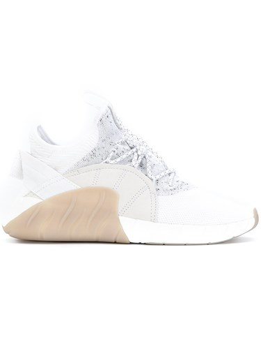 adidas Tubular Rise Sneakers Polyester Rubber White n61KW8G