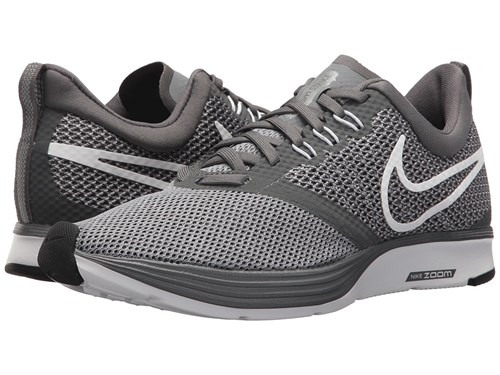 Stealth Zoom White Shoes Black Gray Nike Strike Dark Grey nWXwSUqF
