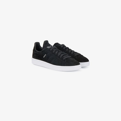 adidas By White Mountaineering Black Campus 80S Sneakers 9TcVfGYgR1