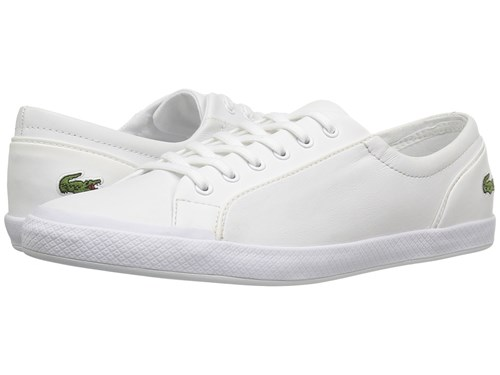 Lacoste Lancelle Bl 1 White Women's Shoes wnmo72