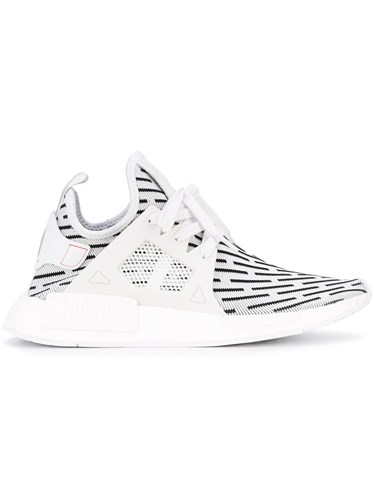 Nmd adidas White Striped Striped Nmd Sneakers adidas adidas Sneakers White qXqHw4tx