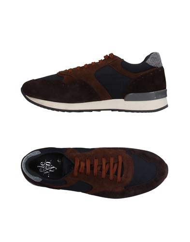 Dark Sneakers Eleventy Dark Sneakers Eleventy Eleventy Sneakers Brown Brown d7zggxwPq