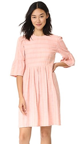 Ace & Jig Janis Mini Dress Parfait JoLvXS4